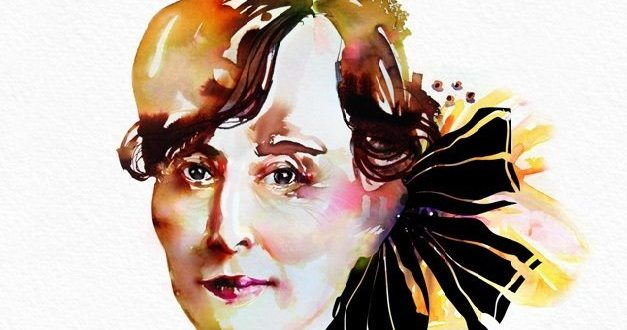 No, I Was Never Afraid, Aung San Suu Kyi, Watercolour Illustration by Marta Spendowska
