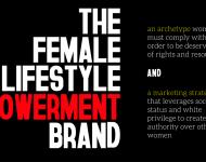 The Female Lifestyle Empowerment Brand