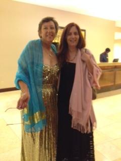 Me and Laura Drake. RITA winner!