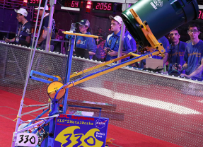 Cuyahoga Community College youth robotics team wins national championship