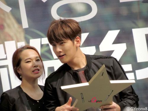 Foto-foto Terbaru Ji Chang-wook, Bintang Baru Korea