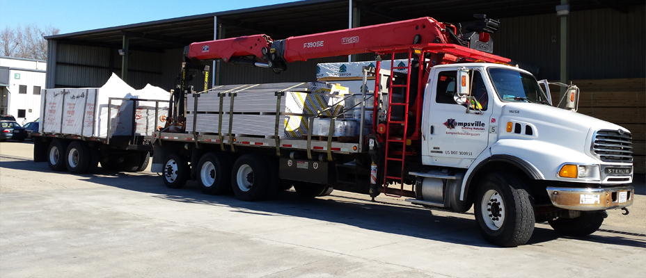 Quality Building Materials from the Outer Banks to Richmond
