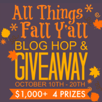 All Things Fall Y'all Ideas and $1,000+ Cash Giveaway