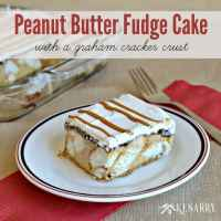 Family Holiday Ideas: Peanut Butter and Graham Crackers