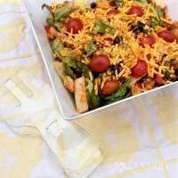 Taco Salad Recipe: A Classic Side Dish Idea