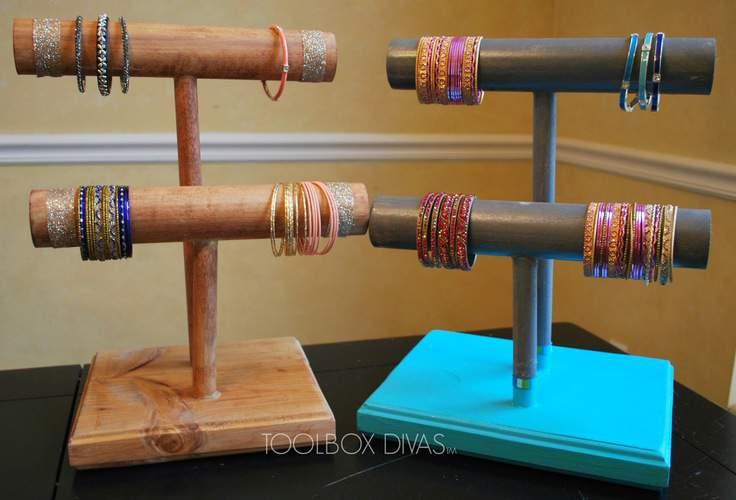 Diy Jewelry Organizer 16 Brilliant Storage Ideas Kenarry