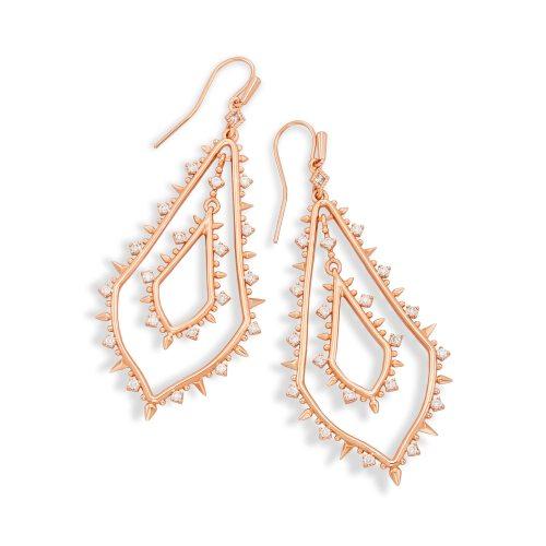 Medium Crop Of Rose Gold Earrings