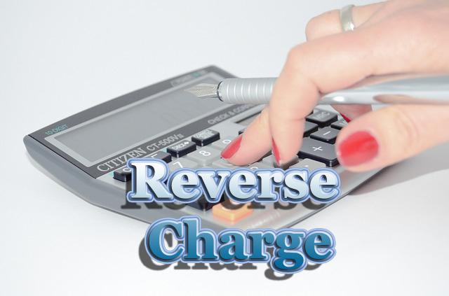 Reverse charge - změny k únoru 2016