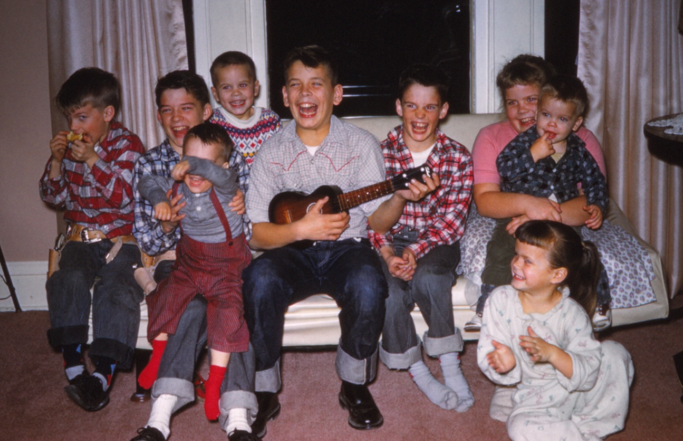 Kemp Kids 1959