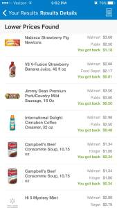 walmart savings catcher app. kennedyfamfive.com. savings receipt.