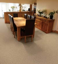 Carpeted Dining Room - Carpet Vidalondon