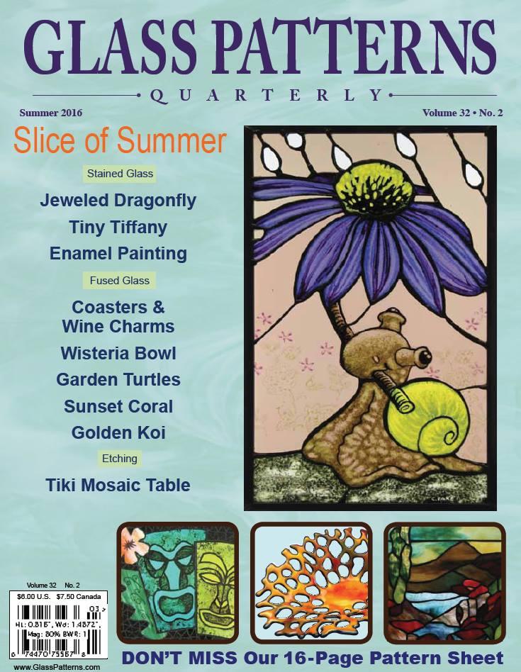 Glass Patternshttps://www.glasspatterns.com/ Quarterly