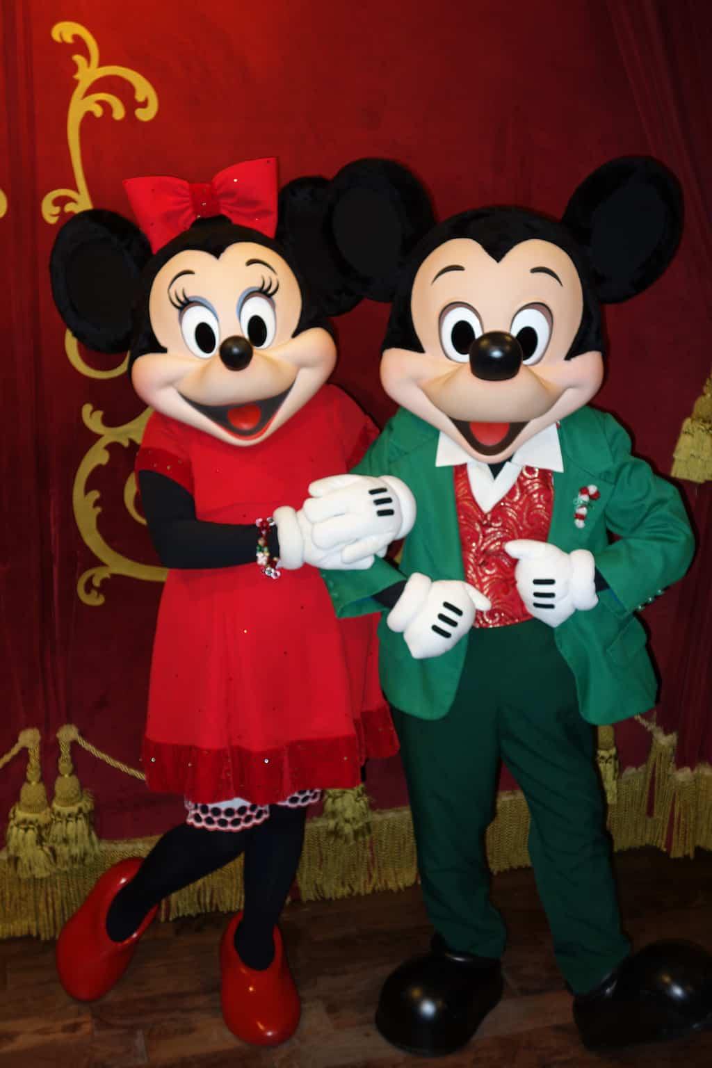 Mickey And Minnie Dec
