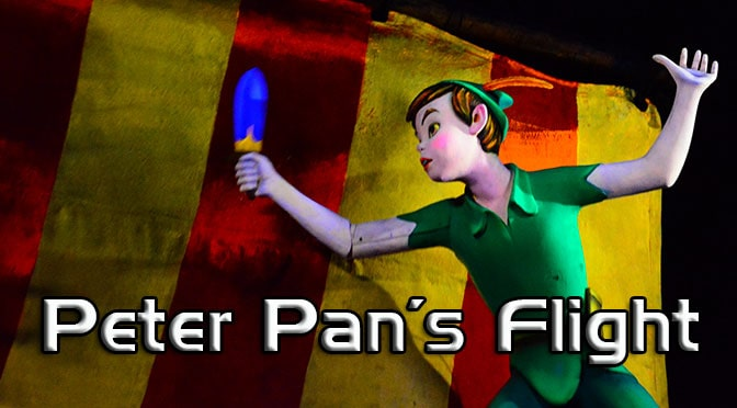Peter Pan S Flight Kennythepirate Com