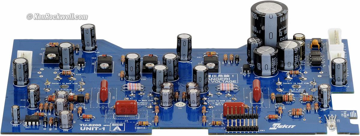 Elekit TU-8200 Tube Amp Review