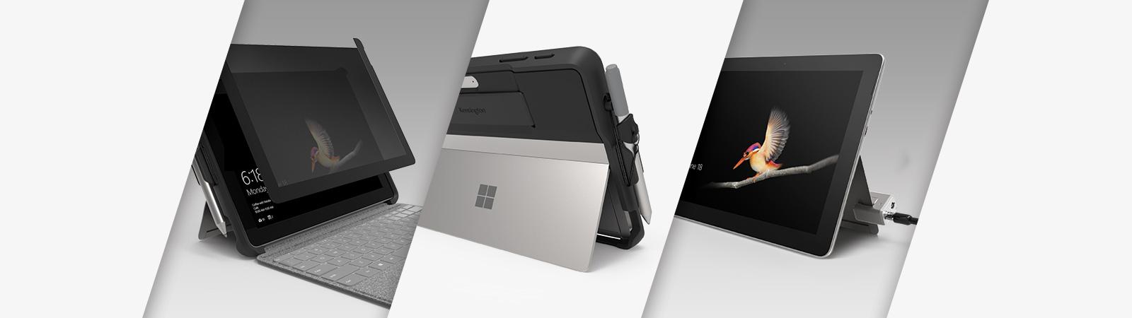 Spotlight on Kensington\u0027s Surface Go and Surface Pro Accessories