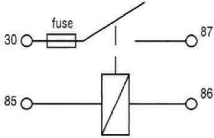 controller schema cablage