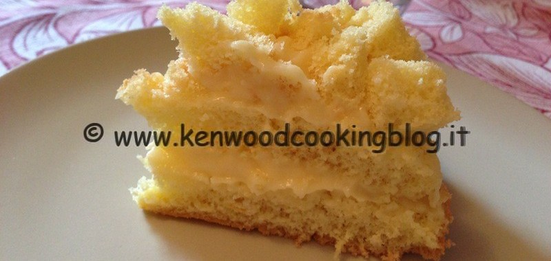Ricetta Torta Mimosa Kenwood