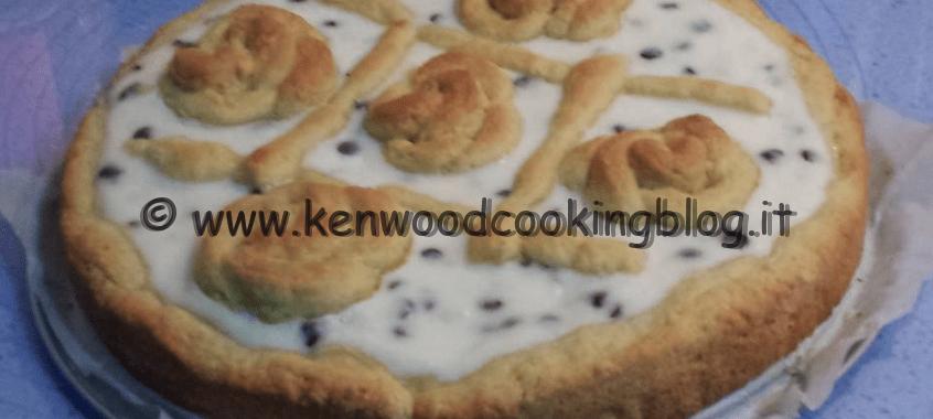 Ricetta crostata alla Ricotta Kenwood