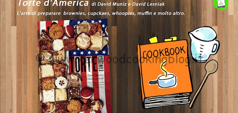COOK BOOK Video recensione libro Torte d'America di Muniz e Lesniak