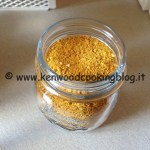 Ricetta dado vegetale casalingo Kenwood