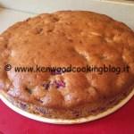 Ricetta torta morbida con ciliegie Kenwood