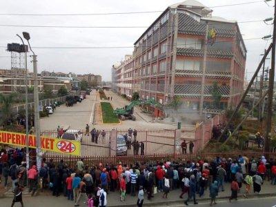 Taj Mall Owner Ramesh Gorasai Reacts to Demolition - Kenyans.co.ke