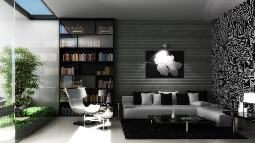 Medium Of Pictures Of Interior Decoration Of Living Room