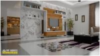 Brilliant Living Room Interior Design In Kerala To ...