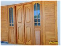 wooden door style in kerala door designs photosm images