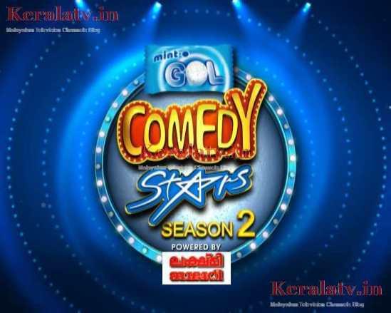 Comedy Stars Season 2