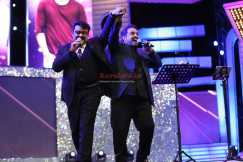 Mohanlal and Shankar Mahadevan