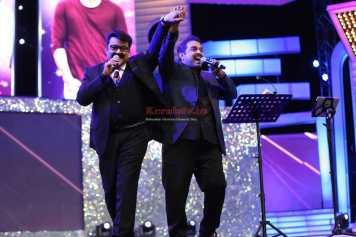 Mohanlal and Shankar Mahadevan