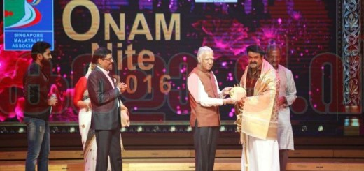 Asianet Singapore Onam 2016