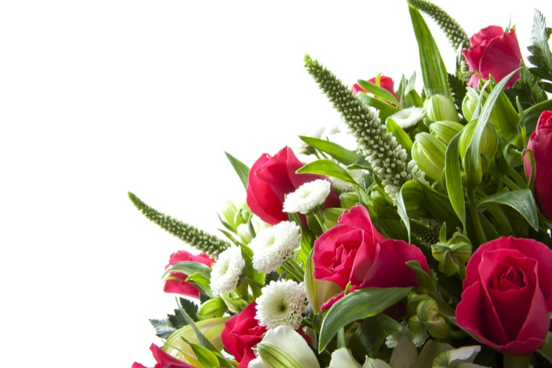 Flowers for funeral floral tributes for cremation County Kerry