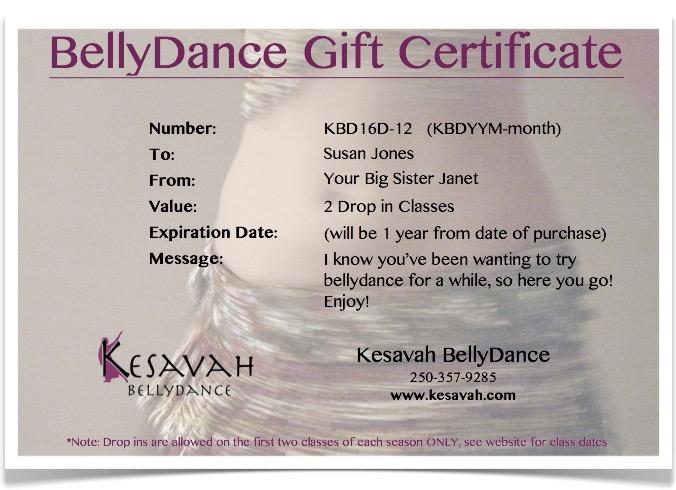 example gift certificate - Romeolandinez - gift certificate samples