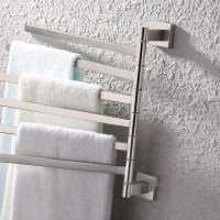 KES Bath Towel Holder Swing Hand Towel Rack SUS 304 ...