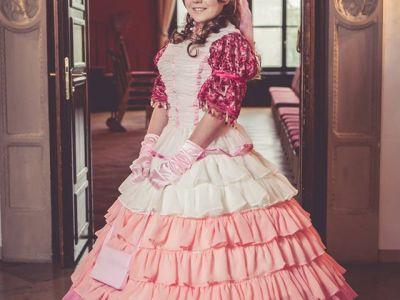Kaylee Shindig dress firefly Cosplay