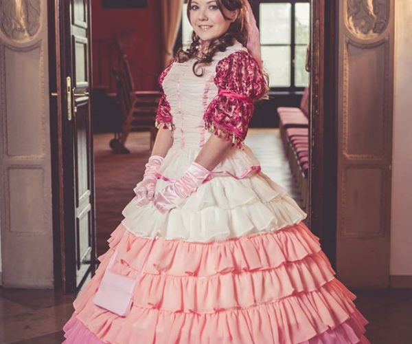 Kaylee Shindig dress firefly Cosplay