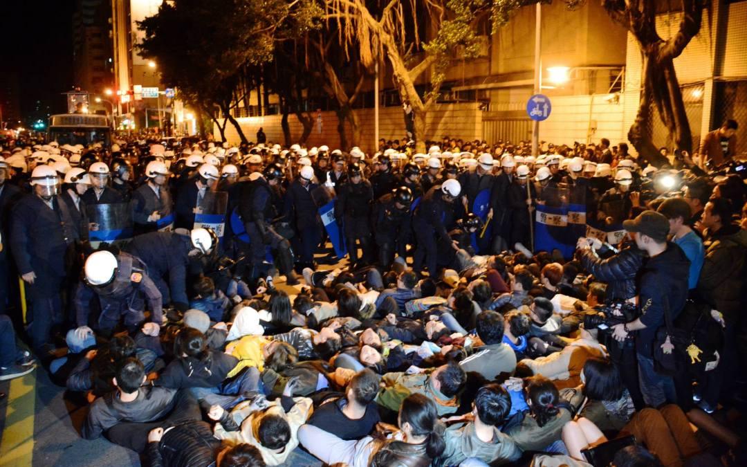 "Photos from Taiwan ""Occupy Legislative Yuan"" (Sunflower Movement)"