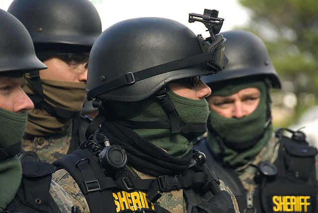 Race and Militarized Police in Ferguson, Missouri