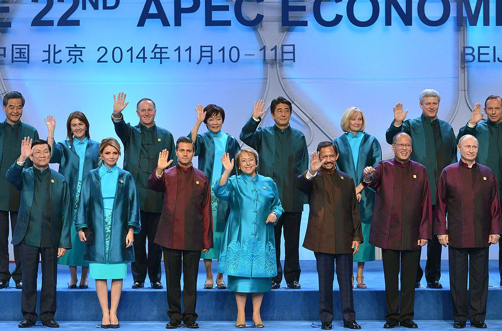 China's Active Diplomacy at APEC Summit