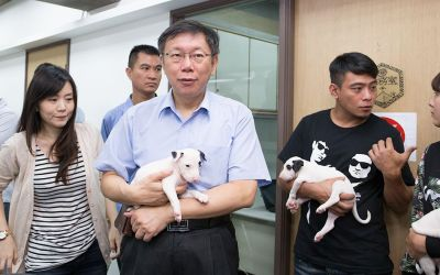 Straight-Talking Taipei Mayor Ko Wen-je Takes on China