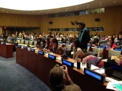 Meeting at the General Assembly Hall (by Ciwang Teyra)