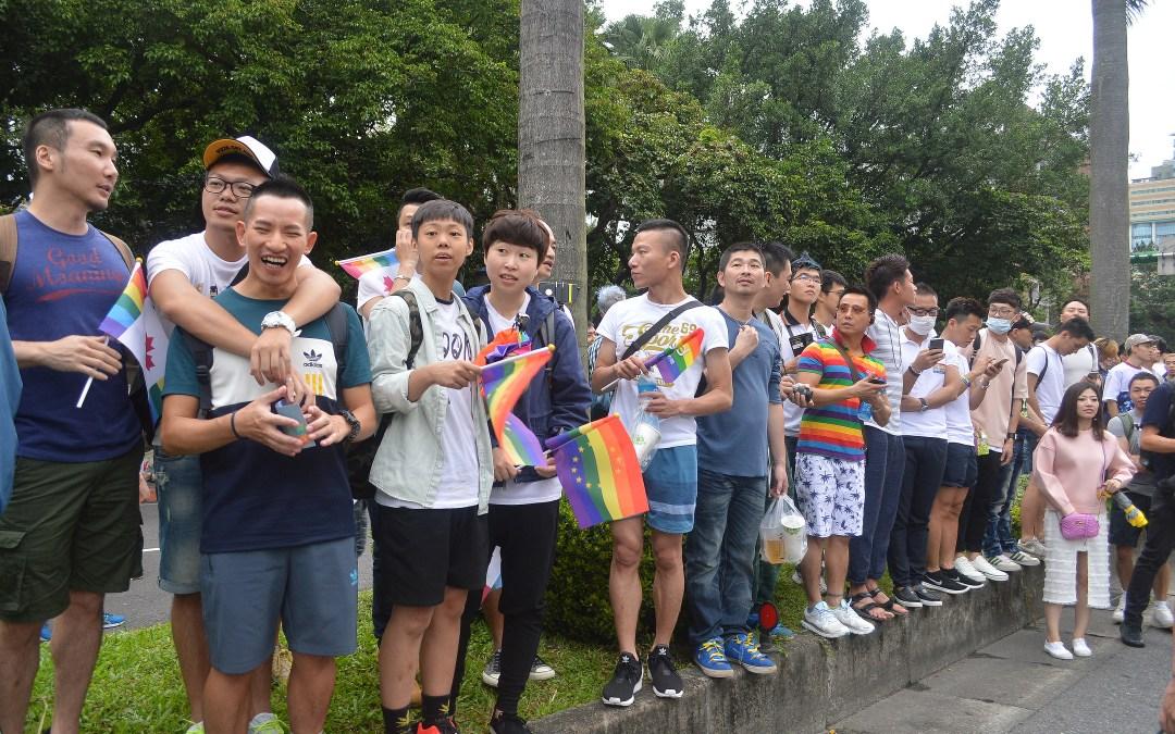 台灣通往婚姻平權之路