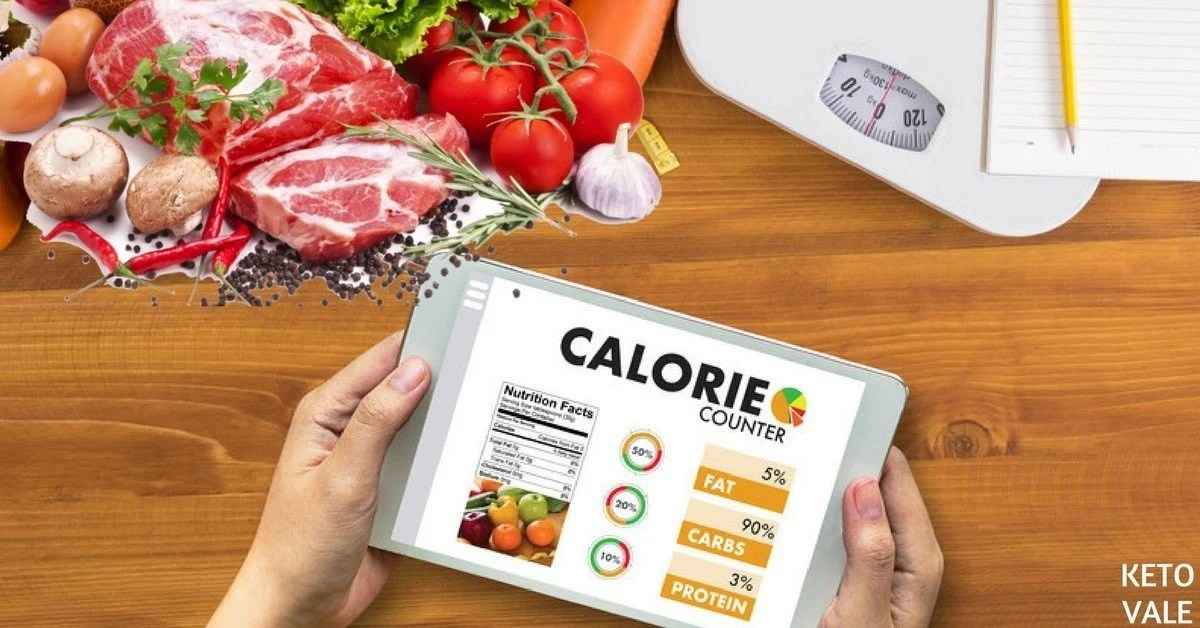 Best Keto Diet Apps to Track Macros - Free  Paid Keto Vale - calorie and fat calculator