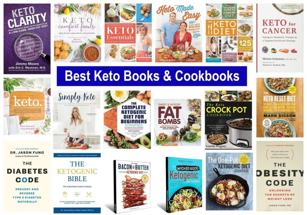 Best Keto Books and Cookbooks (Free  Paid) for 2018 Keto Vale