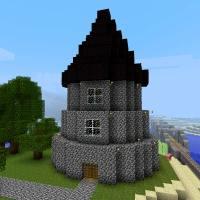 Build a Minecraft Wizard Tower