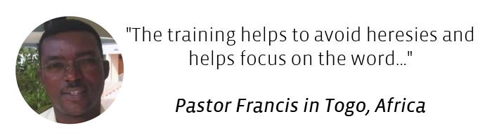 LRI Francis Quote