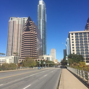 Austin's Congress Avenue.